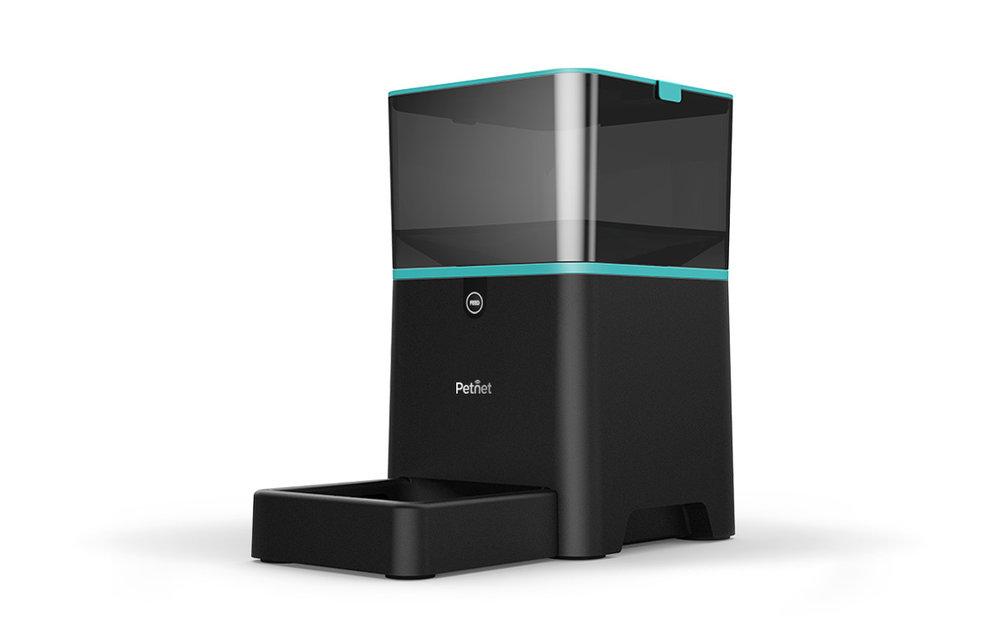 The Petnet dispenser