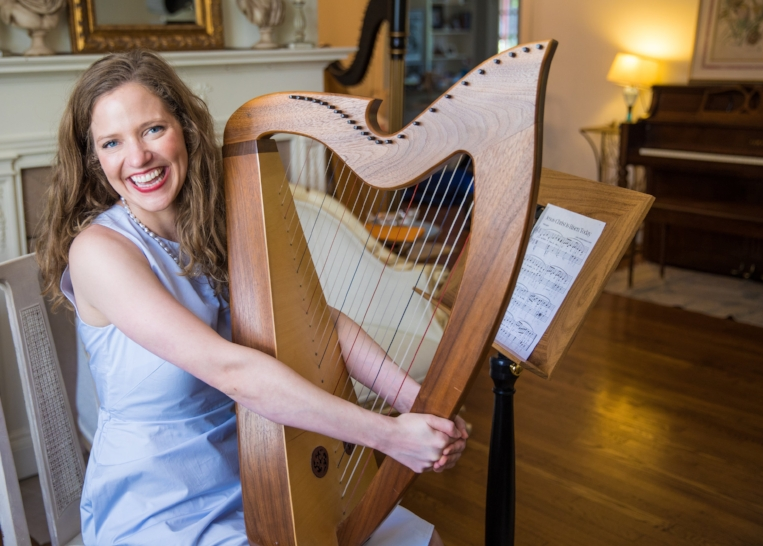 Nashville Harp Lessons  - FOR CREATIVE AND CURIOUS CHILDREN
