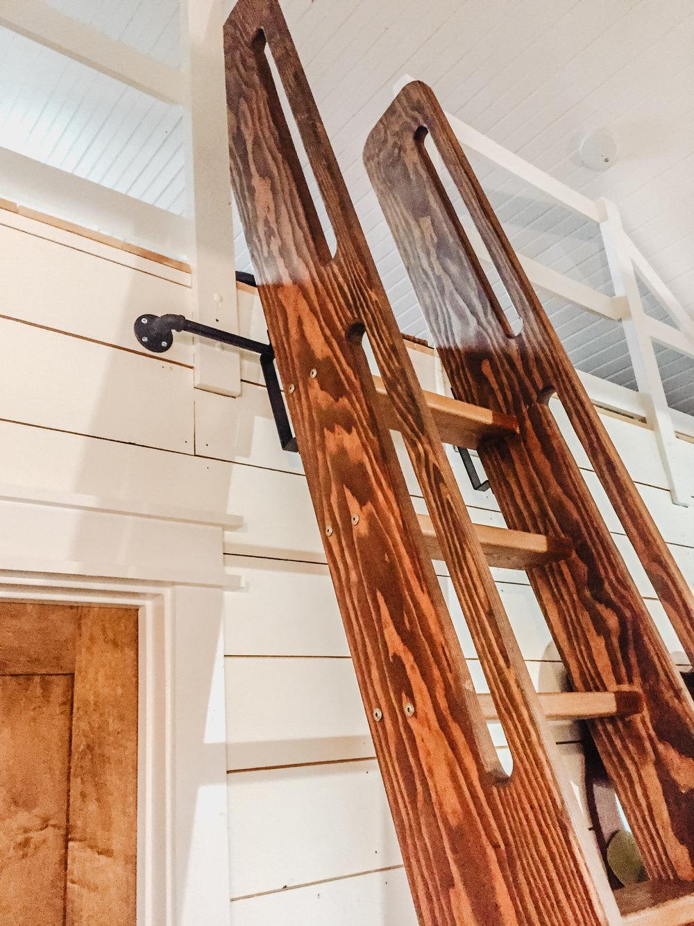 Retractable Loft Ladder