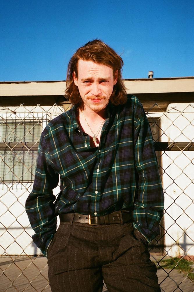 Photo by Juliann McCandless, Interview Magazine photoshoot