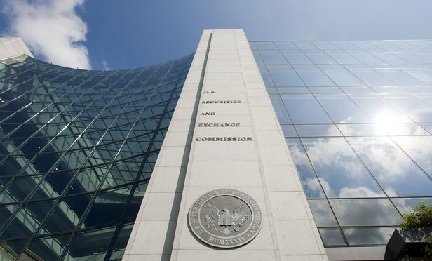 SEC headquarters in Washington, DC