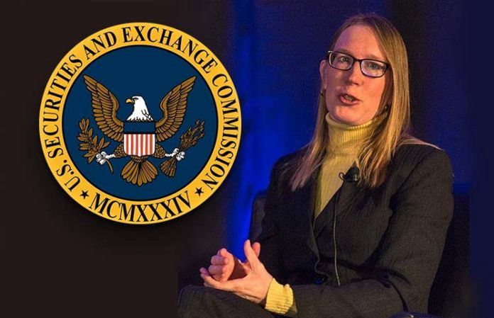 SEC Commissioner  Hester Peirce  — dissented against the agency rejection of Bitcoin ETFs