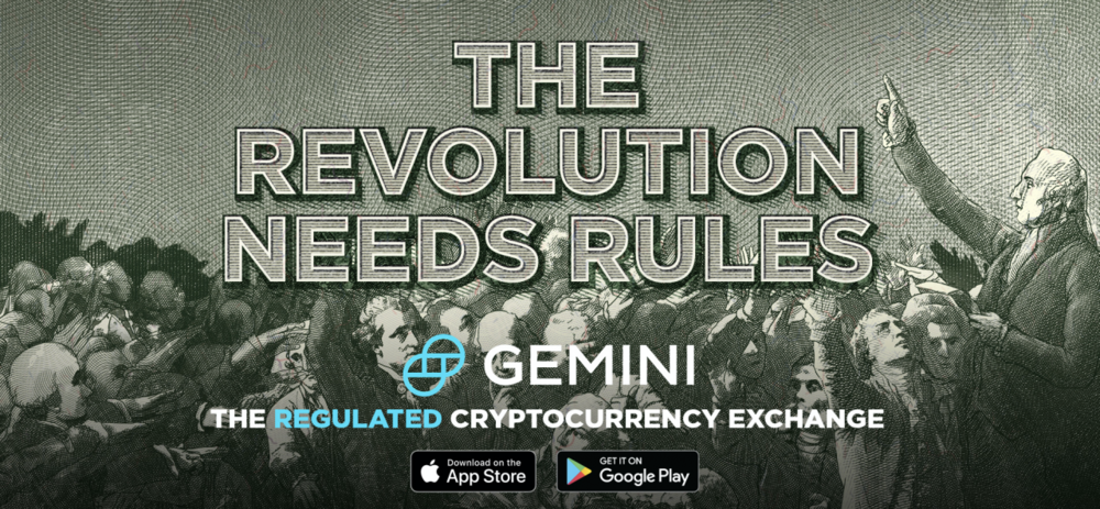 Gemini - a pro-regulation approach and market surveillance as a priority