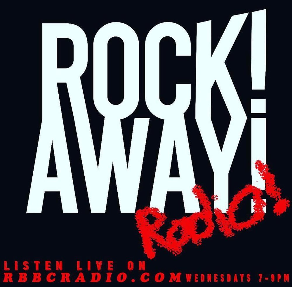 "rock!Away! Radio - hosted by max powerfollow ""rock away rockaway"" on facebook to stay up to date with max power and tune in for local music and interviews!Archived Shows"