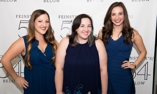 "54 BELOW - Ariela sang in ""Broadway Princess Party"" at 54 Below with a cast of Broadway's top performers!"