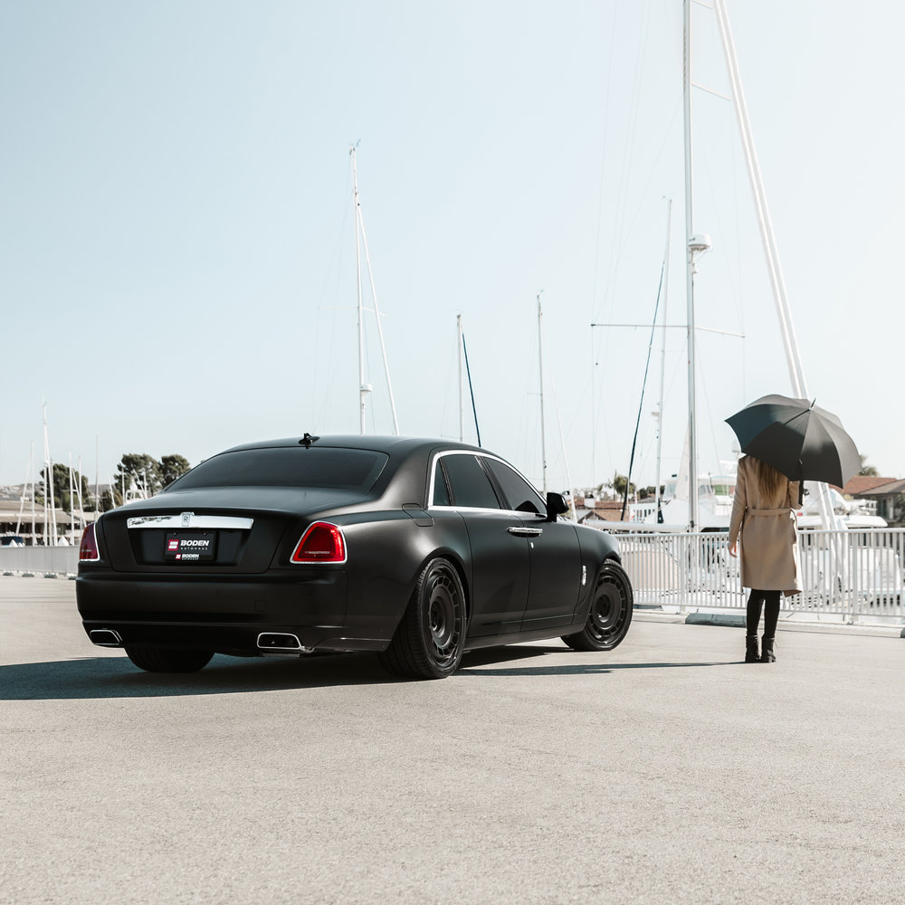 Rolls Royce Ghost for Boden Autohaus