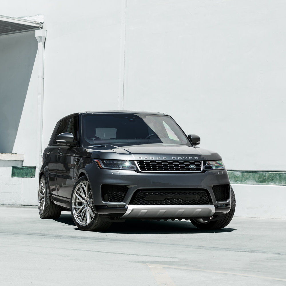 Range Rover for Vorsteiner