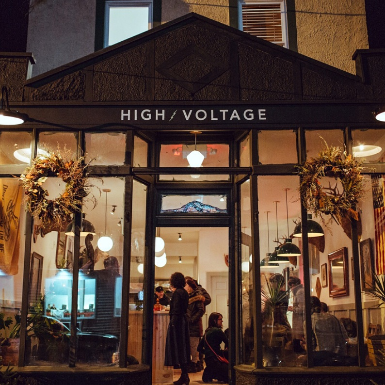 High Voltage Cafe