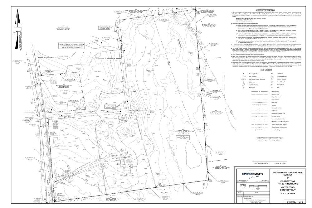 Boundary & Topo Survey