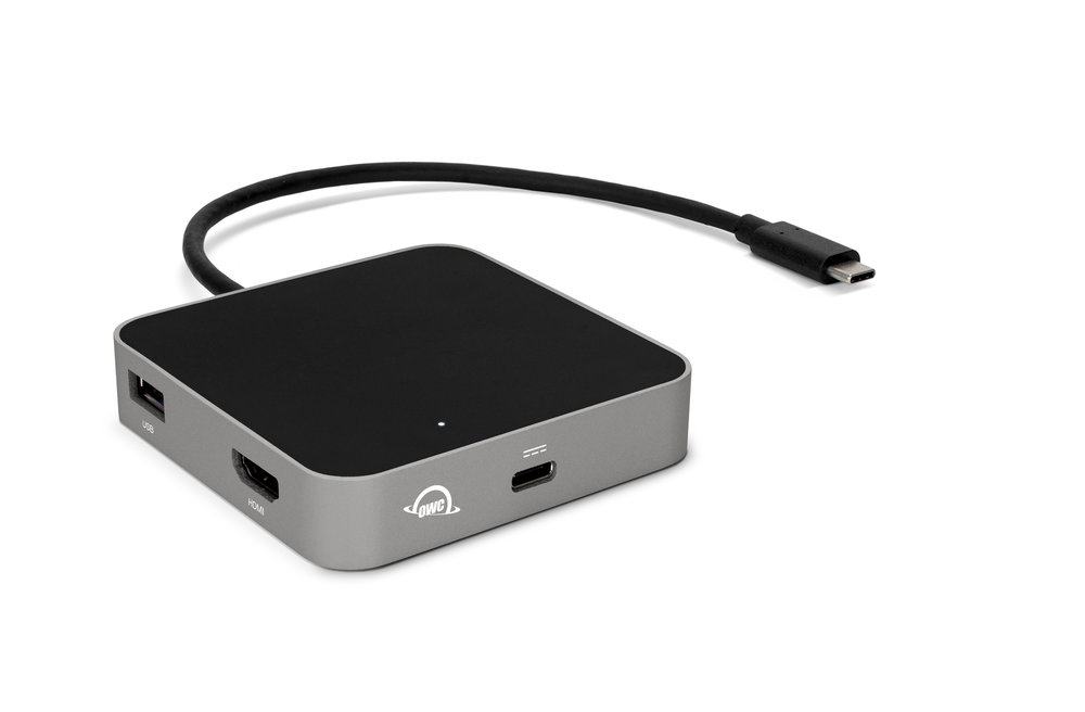 OWC USB Travel Dock via OWC