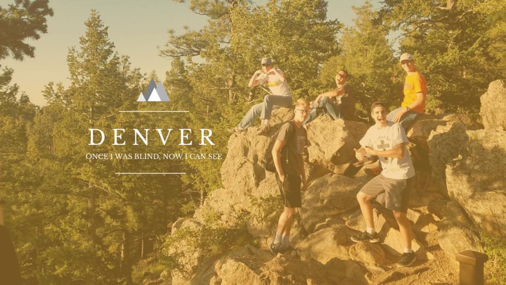 DOOR Network Volunteer Denver Discover Mountains Mission Trip