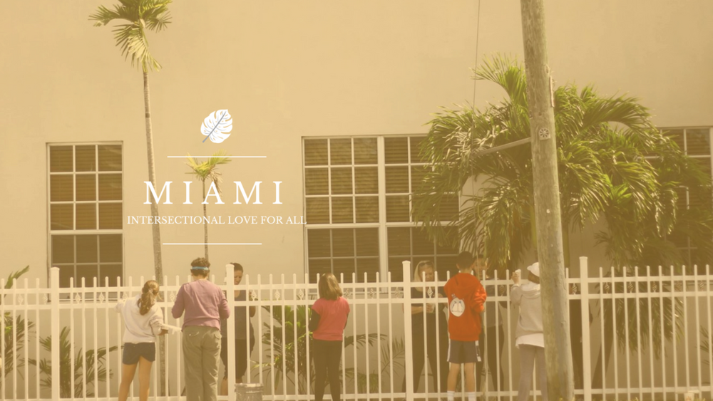 DOOR Network Volunteer Miami Intersectional Love for All