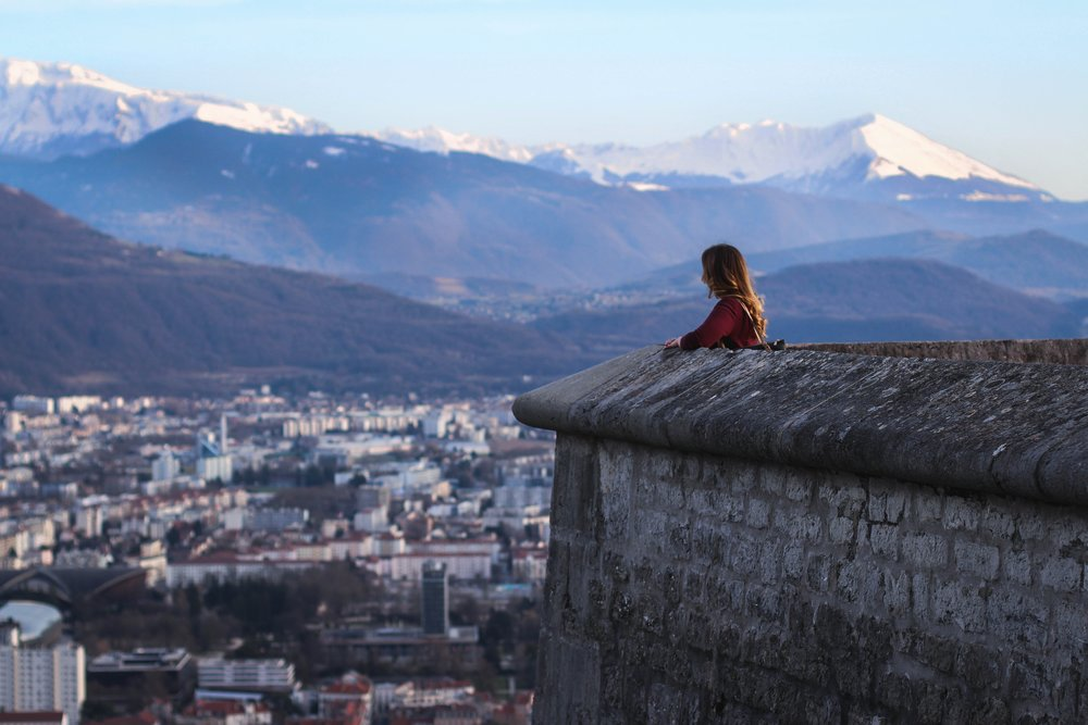 Photo by Sophie Keen on Unsplash (Grenoble)