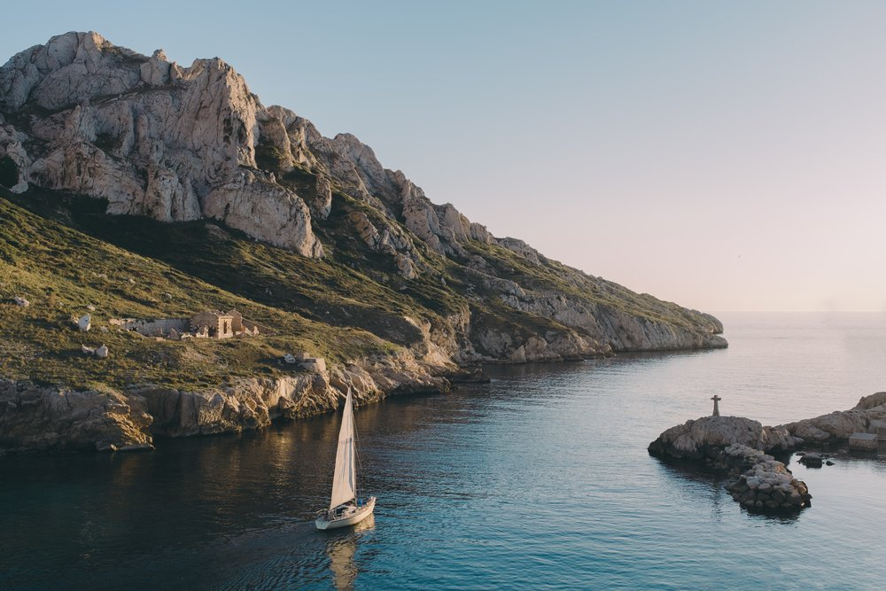 Photo by Matthieu Da Cruz on Unsplash (Côte d'Azur)