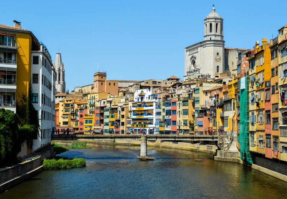 Photo of Girona by Lucas Gallone on Unsplash