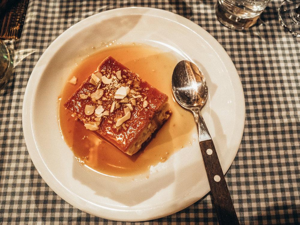 Croatian speciality similar to Flan
