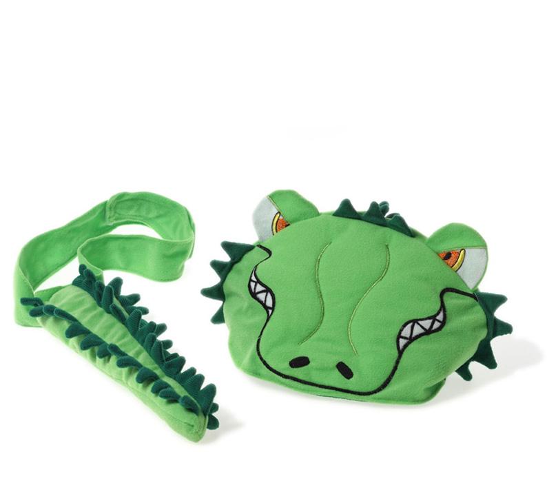 Animal hat and tail - Crocodile