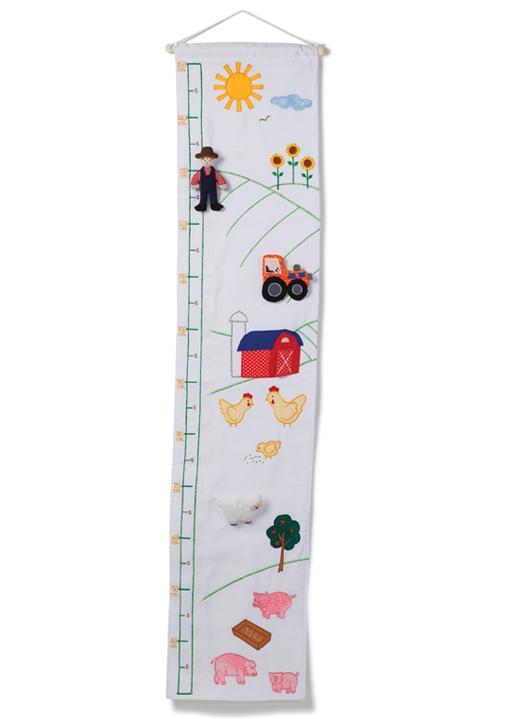 Height Chart, Farm