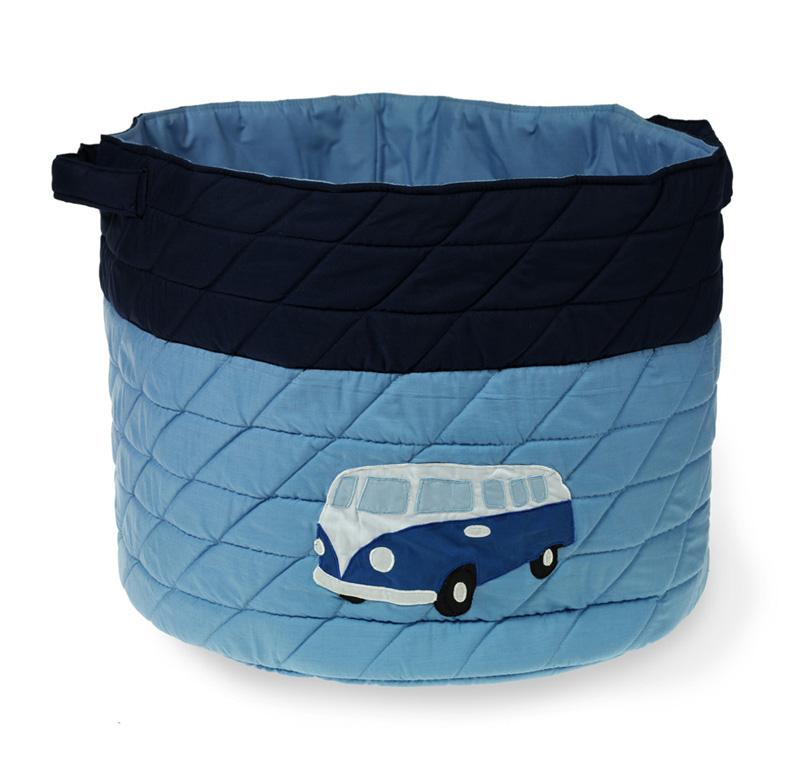 Storage Basket, Vintage Cars