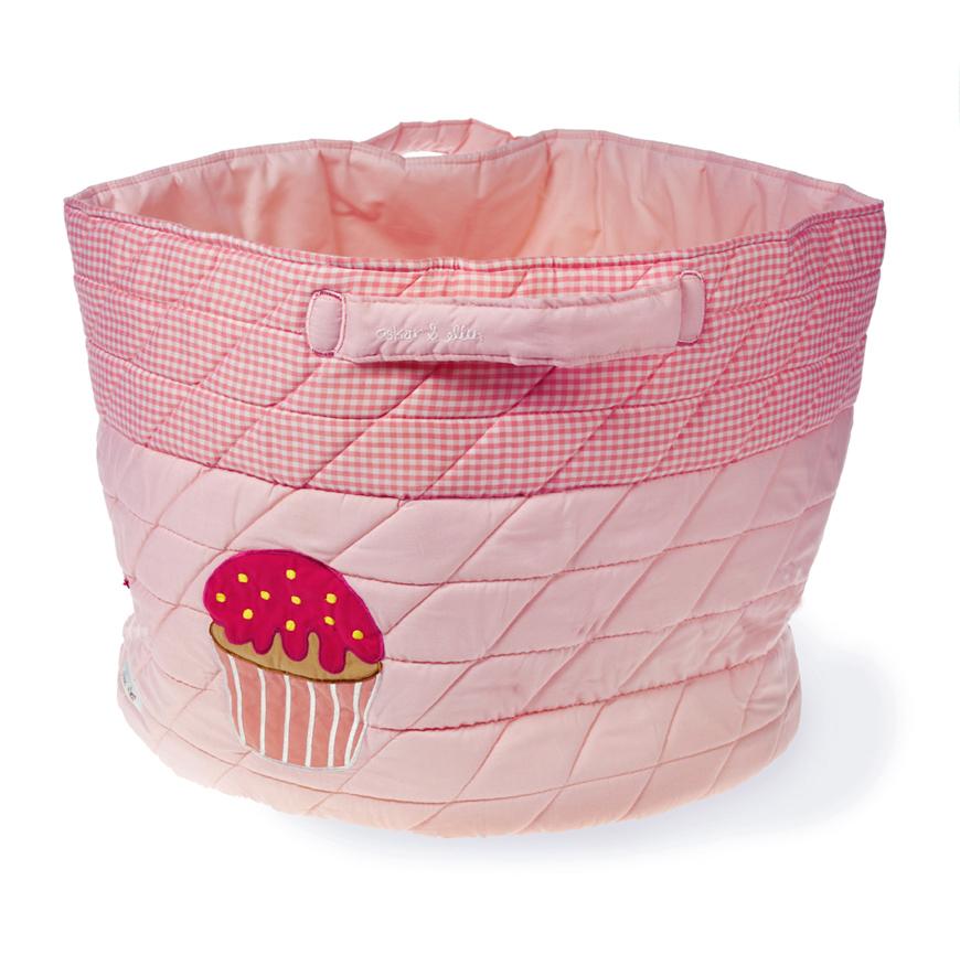 Storage Basket, Cupcake