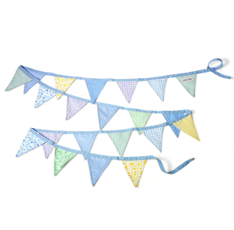 Bunting, Blue