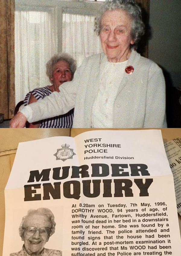 The Murder of Dorothy Wood - Written & researched for: A+E UK: Murdertown Podcast