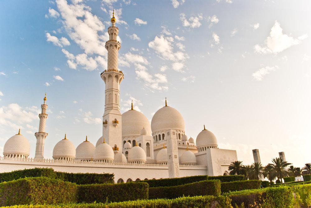 Abu Dhabi, UAE -