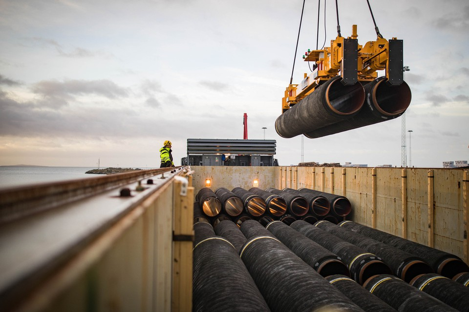 BILD: Nord Stream 2 / Axel Schmidt