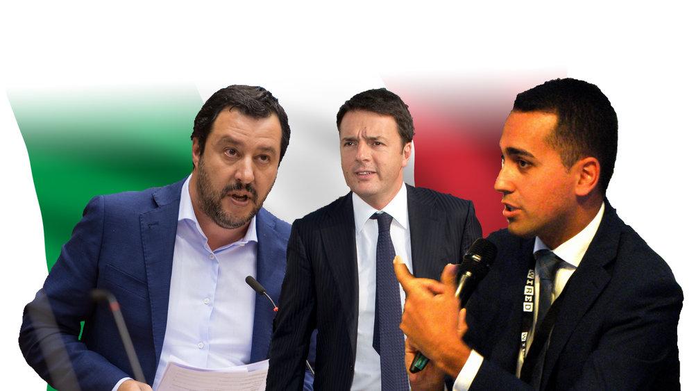 BILDER: Mattia Luigi Nappi, European Parliament, Palazzi Chiggi