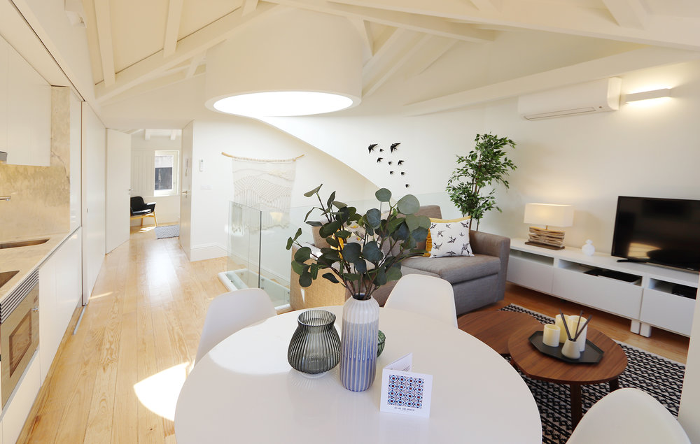 Apartment for 2 in the centre of Porto