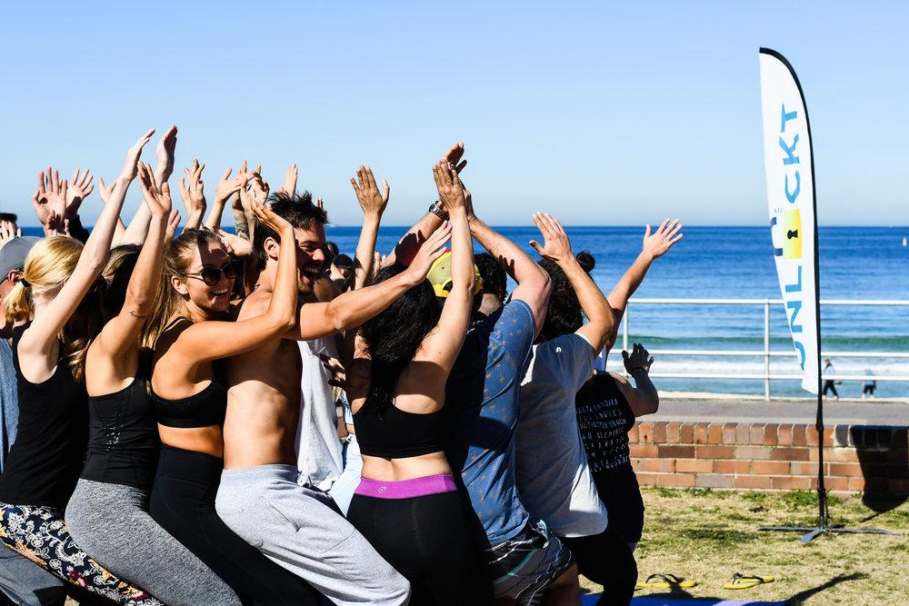bondi sunday yoga