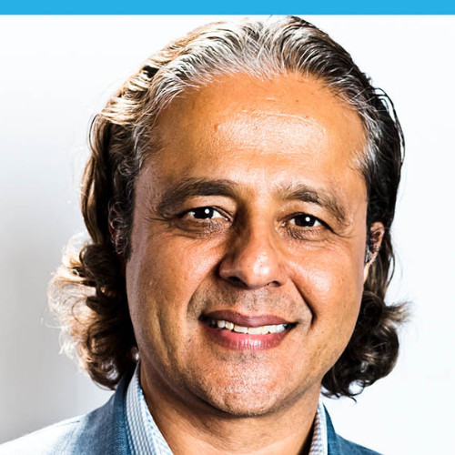 Nizar LavjiFounder of Fudi & Vice President of MergeIt Solutions -