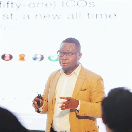 Ian Balina KuCoin Global Ambassador & former IBM Engineer -