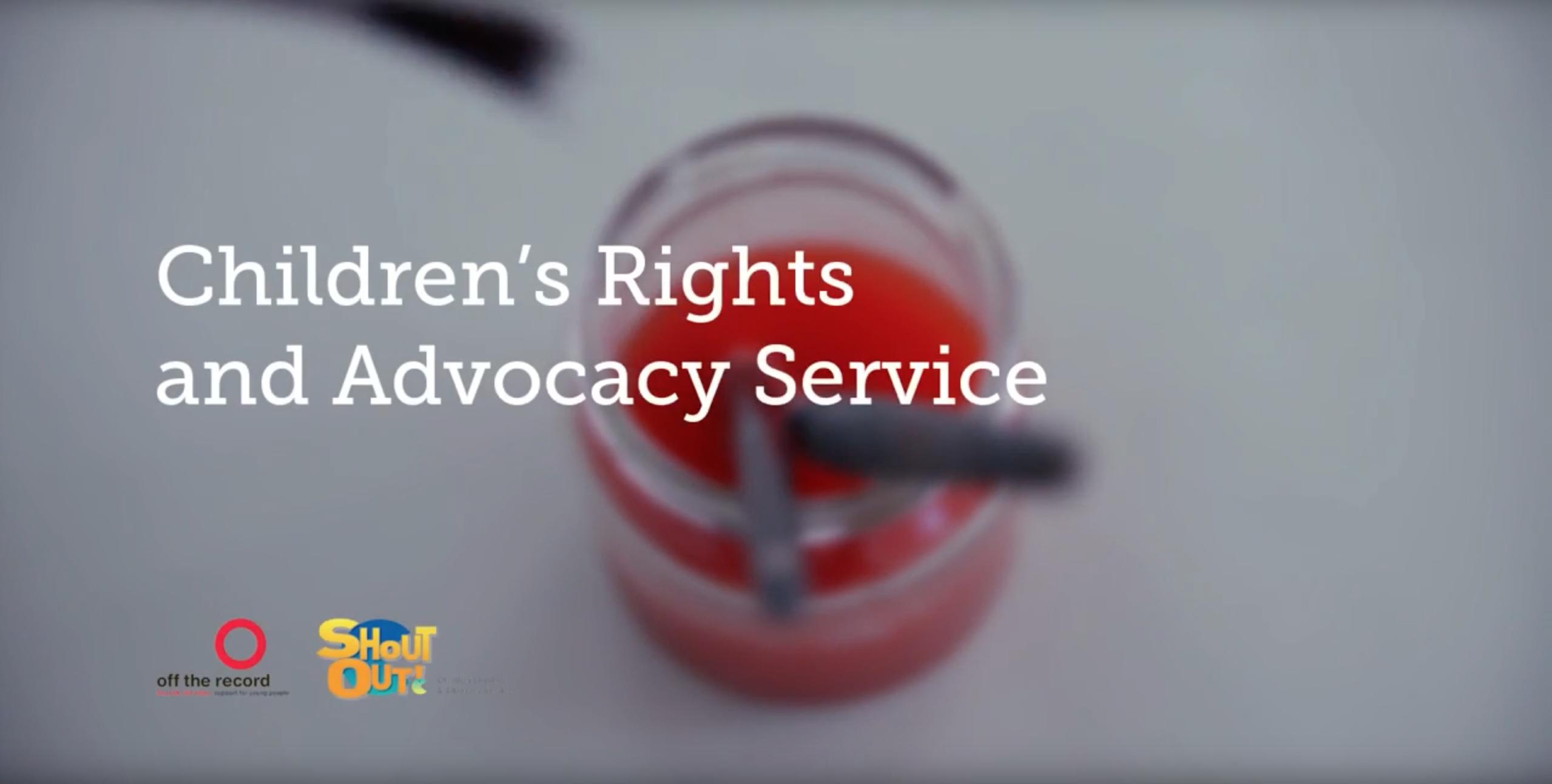 Advocacy Video