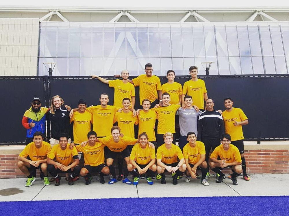 CSULB Men's Club Soccer Team