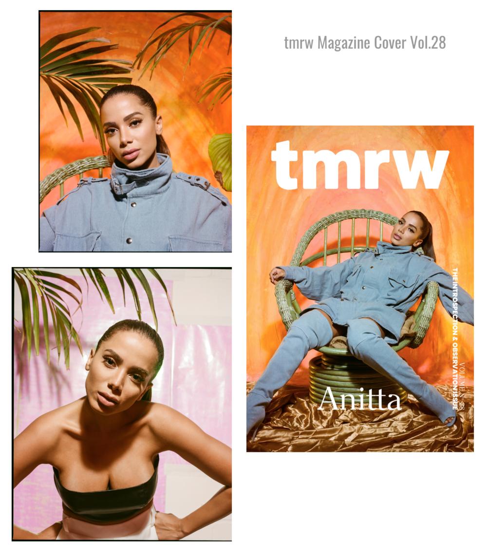tmrw x Anitta