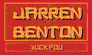 Jarren Benton // Official Merchandise