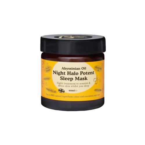 Abyssinian Oil Night Halo Potent Sleep Mask -