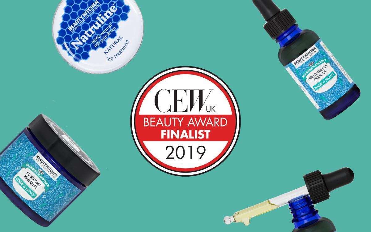 acaa43524 Woo hoo! We're Finalists at the 2019 CEW Beauty Awards 🎉 — Beauty ...
