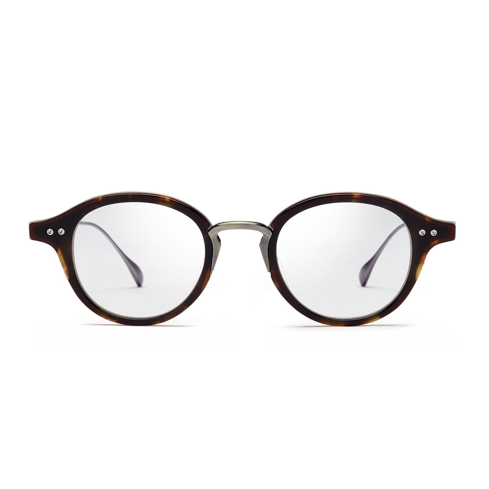 72254234af11 DITA - Spruce (Tortoise Silver) — the Eye Establishment- Eyevan 7285