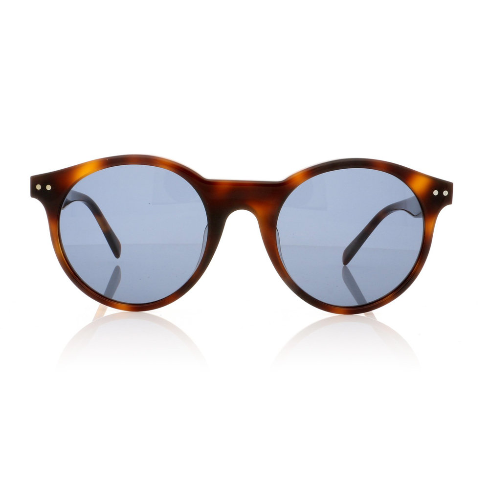 CELINE- CL40010U Sunglasses (Sold Out)   £270   COLOUR  Tortoise   CATEGORY  SUN   MATERIAL  Acetate   SHAPE  Round