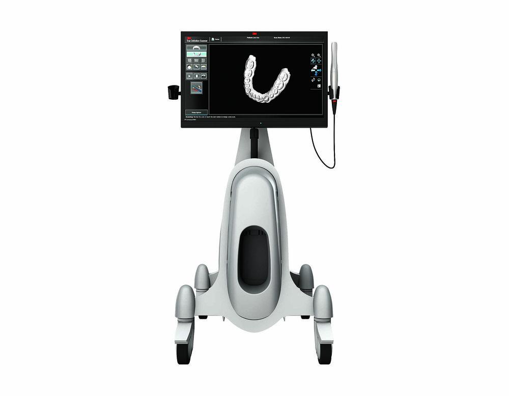 iTero es es el escáner digital de impresión que sustituye la toma de medidas con silicona. No sólo es más cómodo sino que registra los detalles con mayor precisión. -