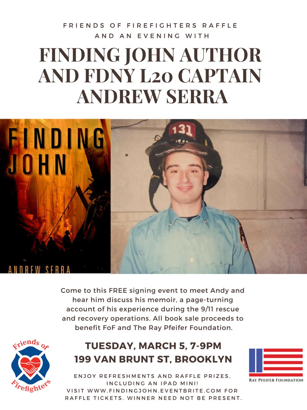 March 5 FoF Raffle - Andy Serra Book Signing .png