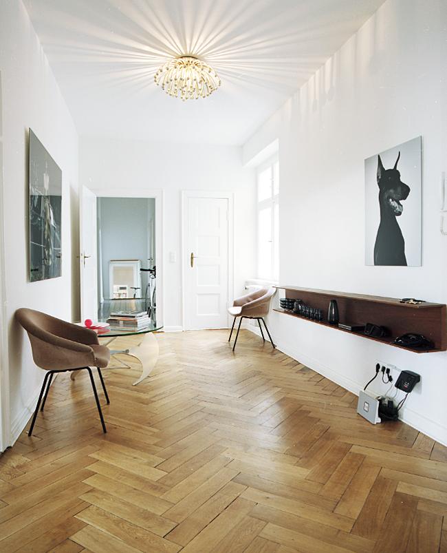 GERMAN MODERNISM BAUHAUS APARTMENT | LIETZENSEE | CHARLOTTENBURG, BERLIN