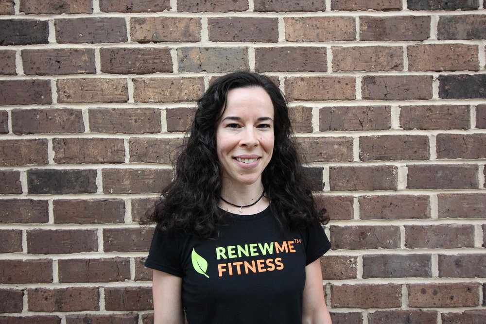 Lauren, RenewMe Fitness personal trainer