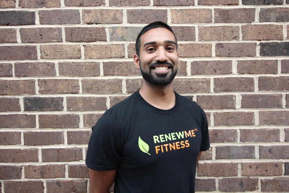 Peter Francis, owner, Renew Me Fitness