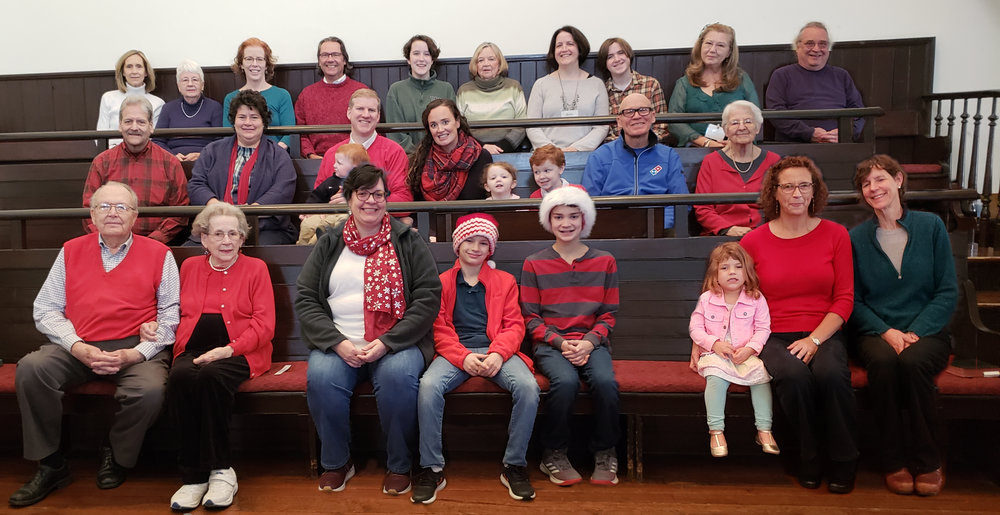 Photoshop work on our Christmas picture is complete and we are ready to print and mail.