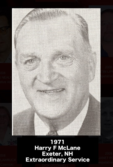HARRY F. McLANE