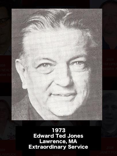 EDWARD 'TED' JONES