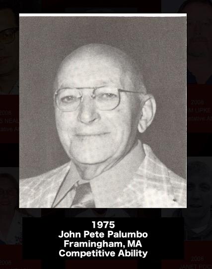 JOHN PETE PALUMBO